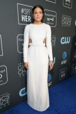 Mandy Moore in Michael Kors ai 2019 Critics' Choice Awards