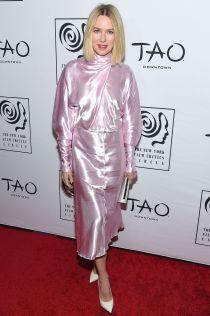 Naomi Watts ai New York Film Critics Circle Awards