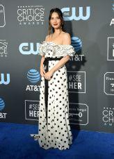 Olivia Munn ai 2019 Critics' Choice Awards