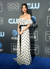 Olivia Munn ai 2019 Critics' Choice Awards