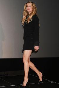 Amber Heard alla premiere of Aquaman, Tokyo