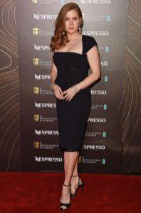 Amy Adams al Nespresso pre-BAFTA party, Kensington Palace