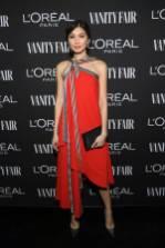 Gemma Chan al Vanity Fair And L'Oréal Paris Celebrate New Hollywood, Los Angeles