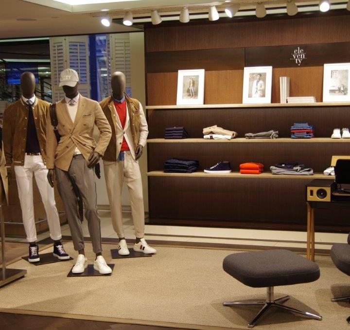 Lo storico Department Store Lodenfrey di Monaco dedica una vetrina e un Pop Up a Eleventy