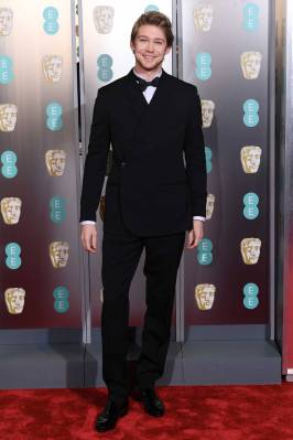 Joe Alwyn ai BAFTAs 2019, London