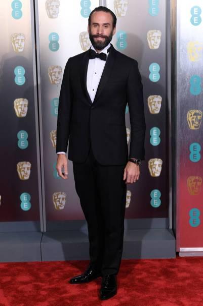 Joseph Fiennes ai BAFTAs 2019, London