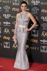 Penelope Cruz in Chanel ai Goya Awards