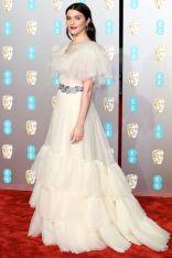 Rachel Weisz ai BAFTAs 2019, London