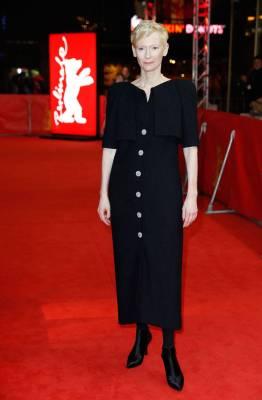 Tilda Swinton alla The Souvenir Premiere, Berlin Film Festival