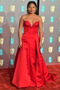 Yalitza Aparicio ai BAFTAs 2019, London