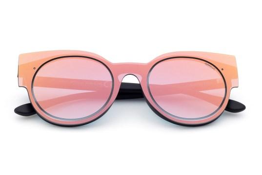 saraghina eywear modello Space rosa per lei