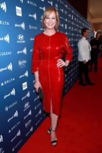 Allison Janney ai GLAAD Media Awards