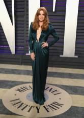 Amy Adams in ALexandre Vauthier al Vanity Fair Oscar after party, LA