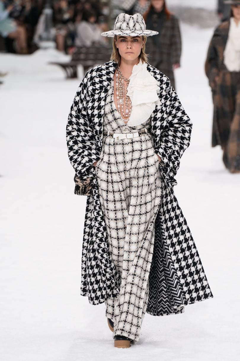 Time to say goodbye – l'ultima collezione di Lagerfeld per Chanel