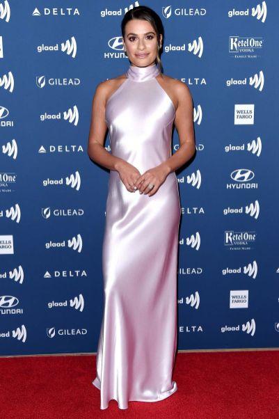 Lea Michele ai GLAAD Awards