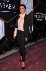 Victoria Beckham ai Fashion Trust Arabia