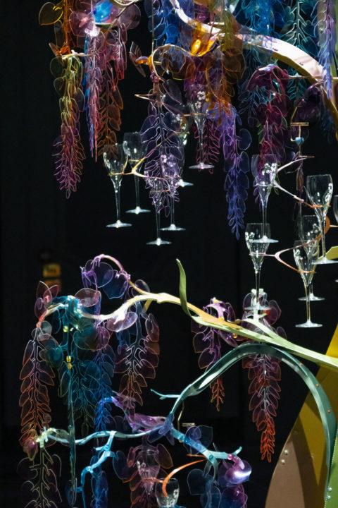 HyperNature by Bethan Laura Wood, la #MDW di  Perrier-Jouët