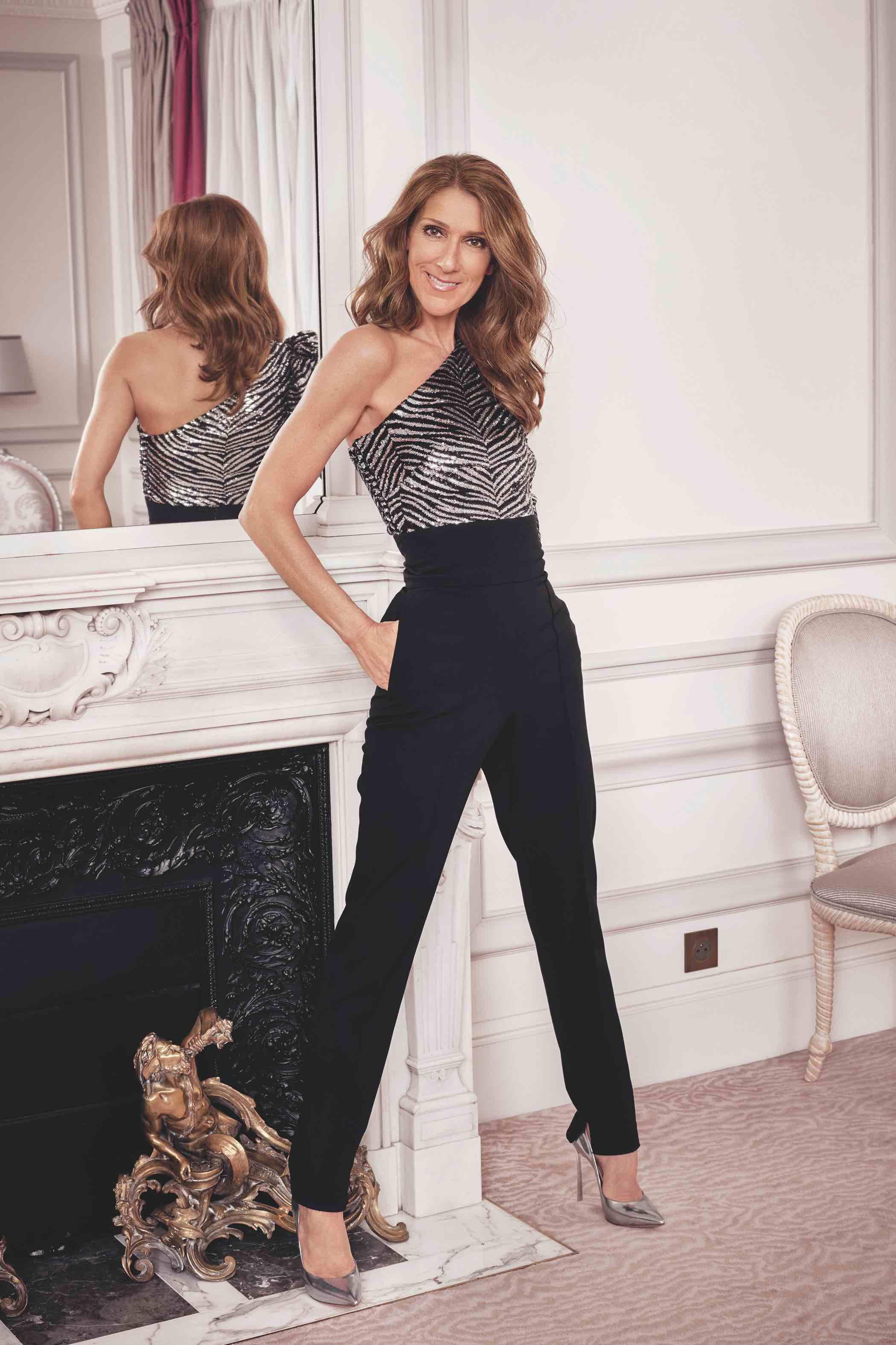 Céline Dion è il nuovo ambassador di L'Oreal Paris