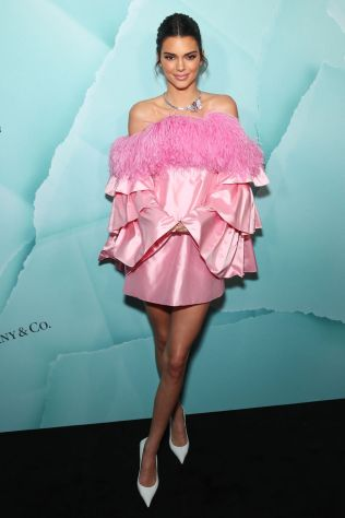 Kendall Jenner al Tiffany & Co. flagship store launch, Sydney