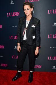 Kristin Stewart alla premiere of J.T. Leroy., LA