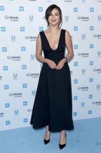 Selena Gomez in Dior al WE Day, California