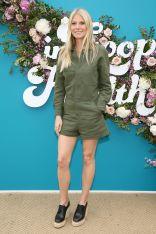 Gwyneth Paltrow in Stella McCartney al Goop event, Los Angeles