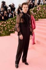 Harry Styles in Gucci al MET Gala, NY