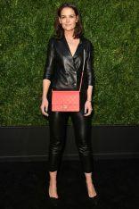 Katie Holmes con una borsa Chanel al Tribeca Film Festival