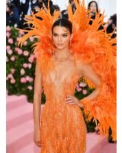 Kendall Jenner con gioielli TIffany & Co. al MET Gala, NY
