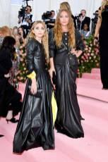 Mary-Kate e Ashley Olsen in Chanel al MET Gala, NY