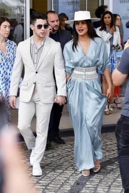 Nick Jonas e Priyanka Chopra ai Cannes Film Festival