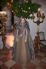 Sienna MIller in Dior al The Tiepolo Ball, Venice