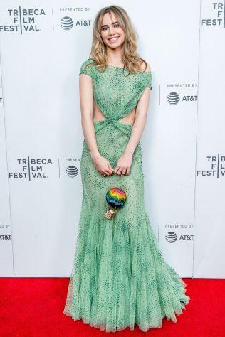 Sophie Turner in Louis Vuitton ai Billboard Music Awards, Las Vegas