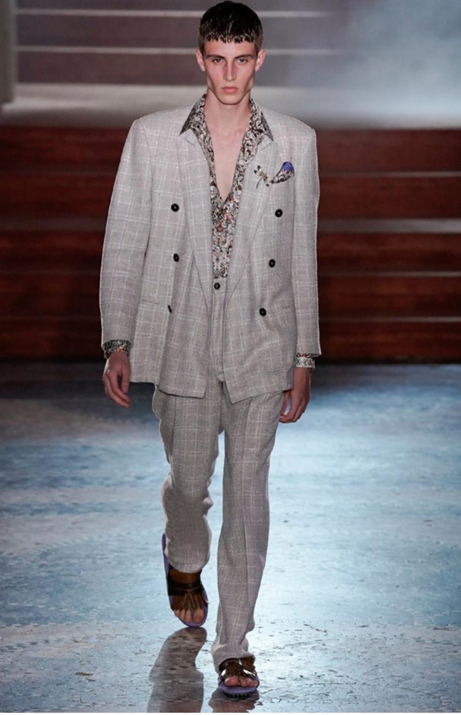 Milano Moda Uomo: ecco i trend per la primavera/estate 2020