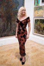 Alice Dellal al Royal Academy Summer Exhibition party