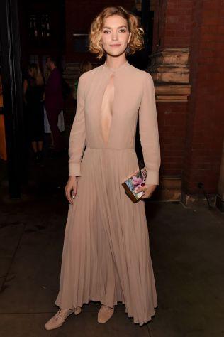 Arizona Muse con gioielli Chopard al The Victoria & Albert Summer Party, London