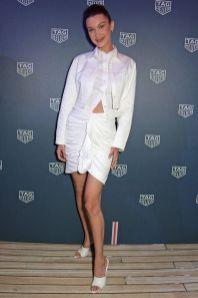 Bella Hadid al Tag Heuer watch event,Monaco