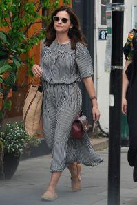 Jenna Coleman, London