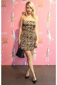 Lottie Moss al Benefit Cosmetics launch party,London