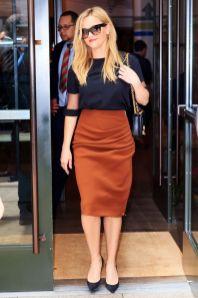 Reese Witherspoon durante la promozione di Big Little Lie 2, NY