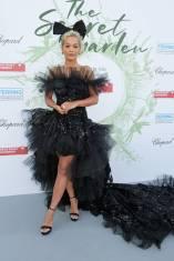 Rita Ora al The Naked Heart Foundation Secret Garden Gala, Switzerland