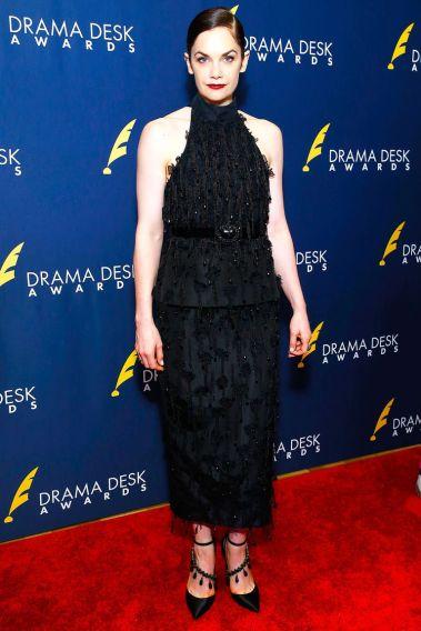 Ruth Wilson in Erdem ai Drama Desk Awards, New York