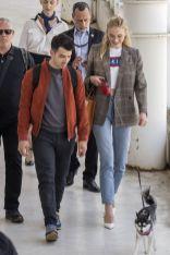 Sophie Turner e Joe Jonas, France