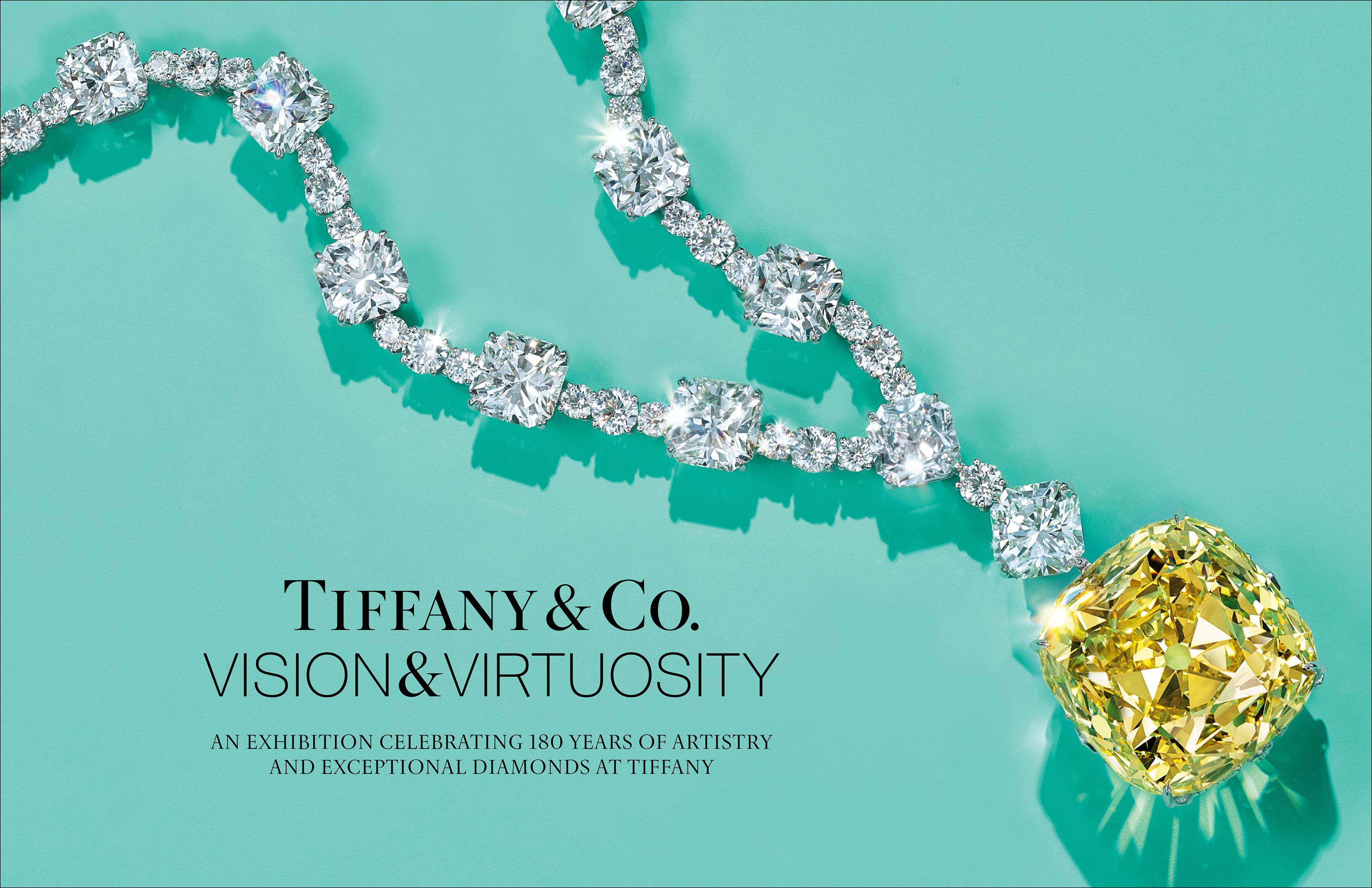 """""""VISION & VIRTUOSITY"""", la Shanghai la mostra che celebra i 180 anni di Tiffany & Co."""