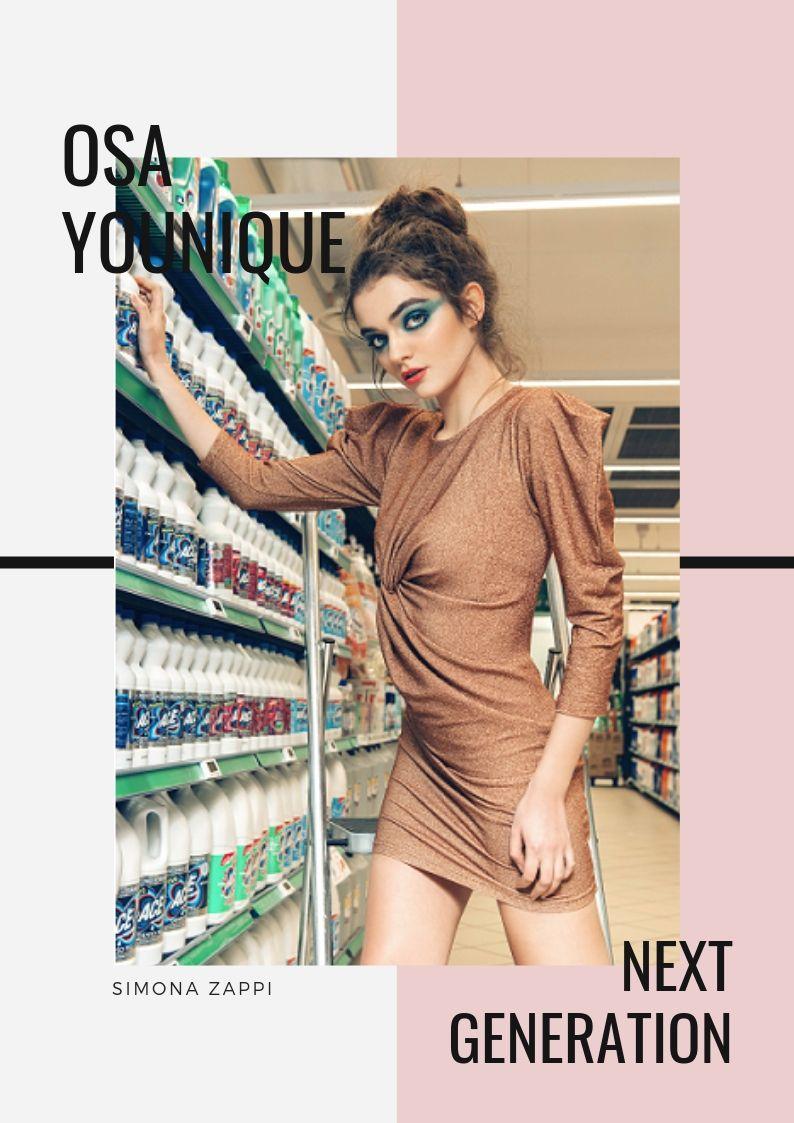 Next Generation -Simona Zappi – OSA Younique Campaign
