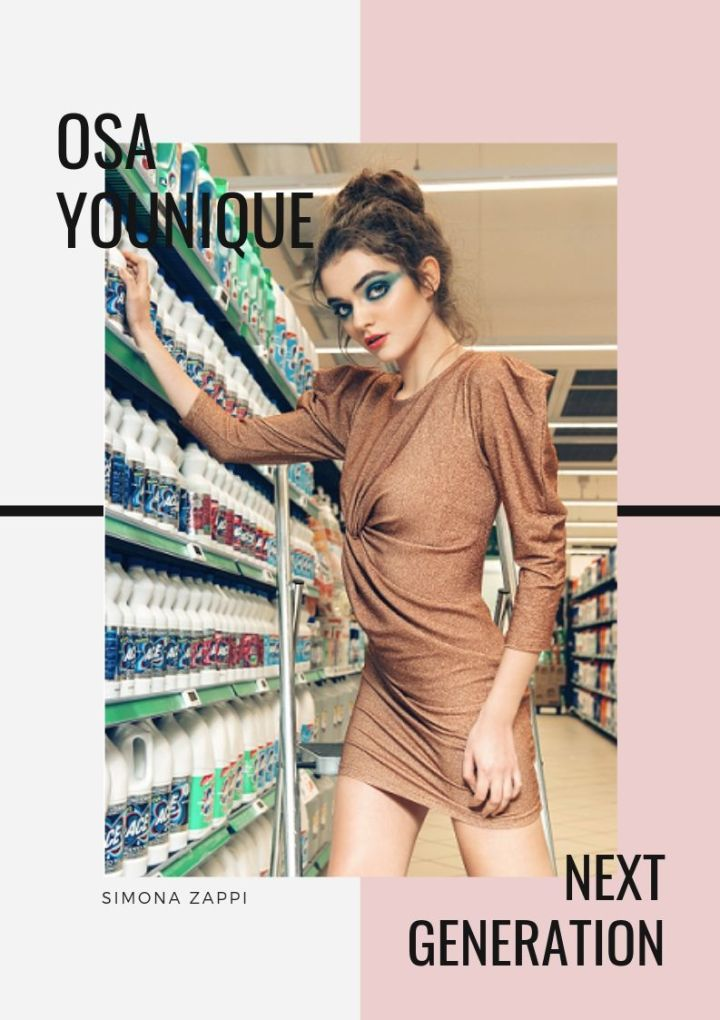 Next Generation -Simona Zappi – OSA Younique Campaign