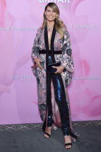 Heidi Klum all' Amfar Gala, Paris