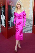 Nicole Kidman in Olivier Theyskens al 65th Taormina Film Fest, Italy