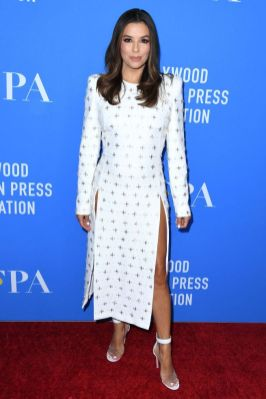Eva Longoria in Vitor Zerbinato al Press Association's Annual Grants Banquet, Hollywood