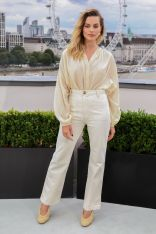 Margot Robbie all'Once Upon A Time…In Hollywood photocall, London